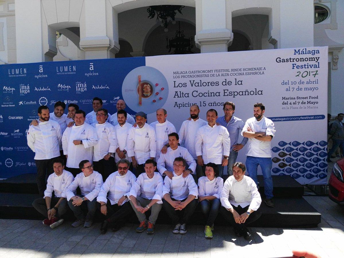 Málaga Gastronomy Festival 2017