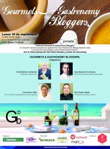 Cartel Gourmets & Gastronomy Bloggers