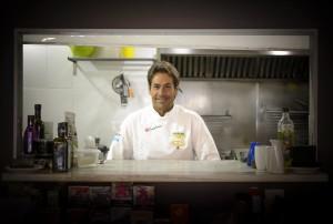 Carlos Navarro, chef y formador especializado en cocina japonesa.