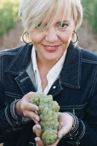 Cristina Martínez (Garbancita), divulgadora gastronómica.